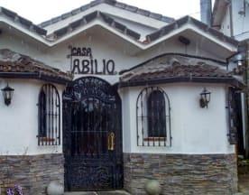Casa Abilio, Colmenar Viejo