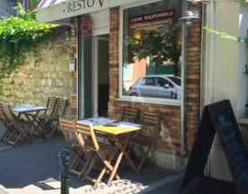 Resto V, La Garenne-Colombes