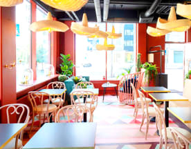 Kajen Grill - Persiskt kök, Stockholm