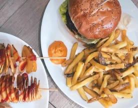 Burger Corner, Paris