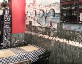 Pasquino Caffè, Roma