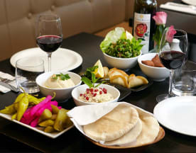 Warda Lebanese Restaurant, London