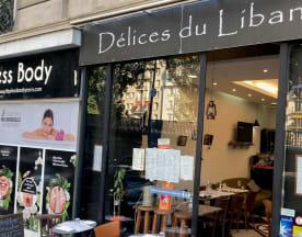 Delice du liban, Paris