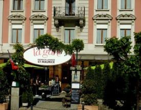 Café-Restaurant de la Gare, Saint-Maurice