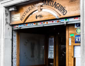 Restaurante Santiaguiño, Barcelona