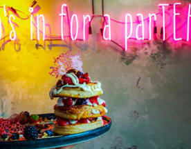 Mr Stacks - Tea & Pancakes, Amsterdam