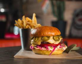 Gnarly Burger Fridhemsplan, Stockholm