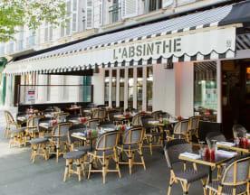 L'Absinthe, Paris