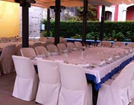 El cenador del convento, Llanes