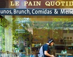 Le Pain Quotidien Capitan Haya, Madrid