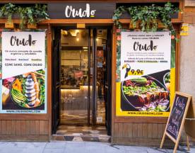 Crudo - Echegaray, Madrid