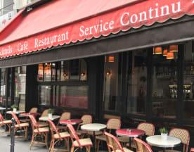 Café de l'Imprimerie, Paris