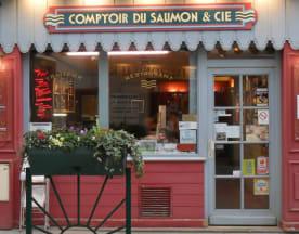 Comptoir du Saumon, Rueil-Malmaison