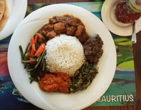 Le Chamarel - Cuisine Mauricienne, Pully