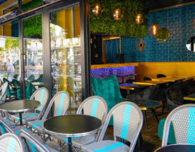 Lobo restaurant, Paris