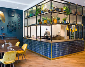 The 1040 Etterbeek's modern brasserie, Etterbeek