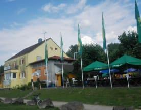 Zollhaus Rheingarten, Au am Rhein