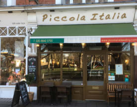 Piccola Italia Ealing, London