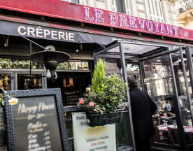 Le Prévoyant, Paris