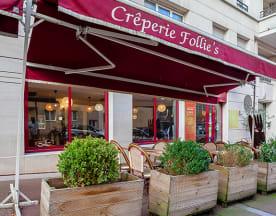 Crêperie Follie's, Issy-les-Moulineaux