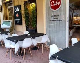 Cube ristobistrot - cucina contemporanea, Modica