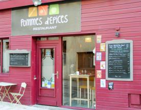 Pommes d'Epices, Rouen
