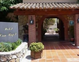 Hotel Can Rafel, Cervello
