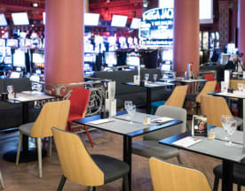 Le Plaza Café - Casino Barrière Deauville, Deauville Cedex