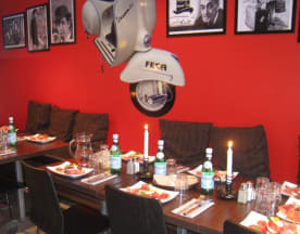 Feca Italiensk Pizza al taglio och Pasta bar, Stockholm