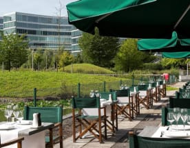 Crowne Plaza Brussels Airport - The restaurant, Zaventem