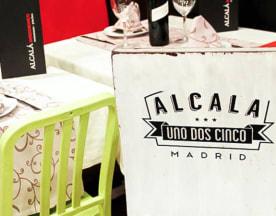 Alcalá Uno Dos Cinco, Madrid