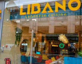 Libano Restaurant, London