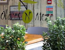 Olive N Meze, London