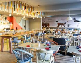 La Yourte - Brasserie Maison, Gaillard