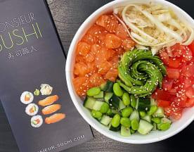 Monsieur Sushi, Aix-en-Provence