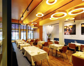 Senses Restaurant, Amsterdam