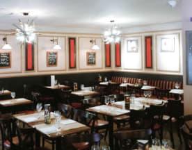 Cafe du Rocher Saint Lazare, Paris
