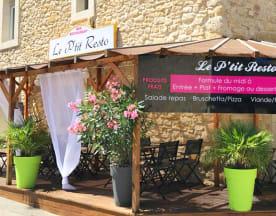 Le P'tit Resto, Saint-Étienne-des-Sorts