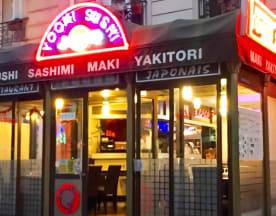 Yooki Sushi, Paris