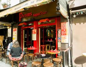 Les Piétons, Paris