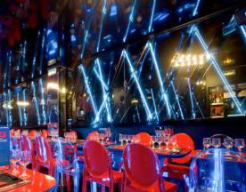 Diner spectacle - L'ane qui rit, Paris