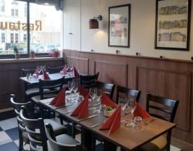 le Saint Pierre restaurant, Le Mans