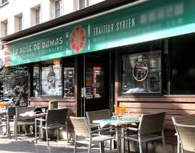 La Rose de Damas Paris, Paris