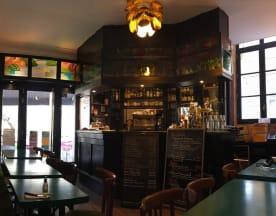 Le Café Sainte-Croix, Bordeaux