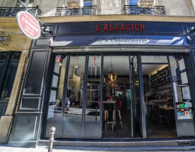 L'Alsacien, Paris