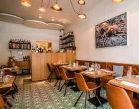 A'sur restaurant, Antwerpen