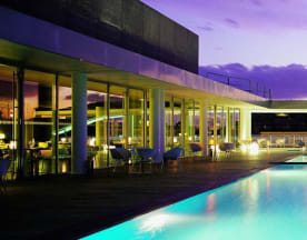 Sette Rooftop Restaurant & Pool, Roma
