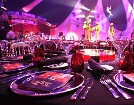 Circus Dinner Show  Monte-Carlo, Monaco
