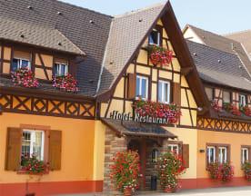 Hôtel*** Restaurant Au Cep de Vigne, Innenheim