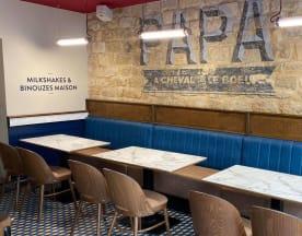 Les Burgers de Papa, Paris